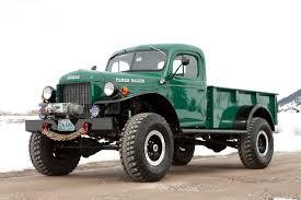 100 Old Jeep Trucks What Is Your Favorite Mopar Moparts Truck 4X4