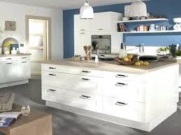 deco cuisine blanc et bois cuisine blanc et bois deco authenticitac modernitac dune blanche
