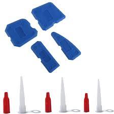 wirtschaft einfache arbeit abdichten tool kit dichtungsmasse caps dichtstoff finishing werkzeug für badezimmer küche und boden abdichtung