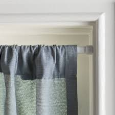Walmart Mainstays Magnetic Curtain Rod by Bali Blinds Oval Spring Tension Single Curtain Rod Walmart Com