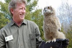 Meet the First Resident of Open Door Bird Sanctuary Door County
