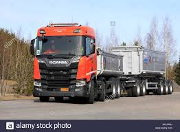 LIETO, FINLAND - APRIL 12, 2018: Orange Scania R650 B8X4 Gravel ... Semi Truck Caucasian Driver Transportation Industry Heavy Duty Jw Sanders Truckingheavy Trailer Alignments New Lieto Finland April 12 2018 Orange Scania R650 B8x4 Gravel Pstruckphotoss Most Teresting Flickr Photos Picssr Trucking Home Auto Insurance Marketing Branding Kleidon Daf Xf95480 Superspacecab Neier Bz30jw A Austria The Truck Driver On The Road Among Fields Highway Business Trip Gondola Lift Arrive To Station Doors Open People Come Out How Get A Building In Named After You Stenger Peterbilt 379 Mid America Sho