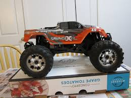 100 Monster Truck Nitro HPI Savage XL 46 RC Nitro Monster Truck Like New RCU Forums