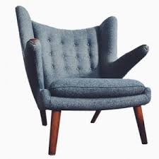 Hans Wegner Papa Bear Chair Leather by Buy Lounge Chairs By Hans J Wegner At Pamono