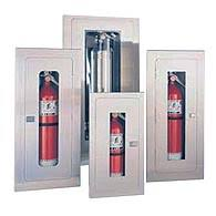 Larsens Fire Extinguisher Cabinets 2409 R7 by Fire Extinguisher Cabinets Stainless Steel Bar Cabinet