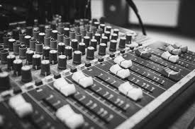 Free Images Music Black And White Technology Close Up Mixer Precision Computer Keyboard Knobs Monochrome Photography Musical