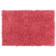 badematte badvorleger badteppich duschvorleger teppich chenille coral 80 x 50 cm