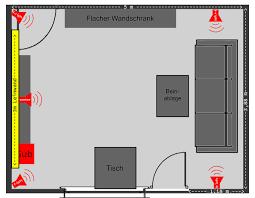 5 1 heimkino musik set fürs wohnzimmer lautsprecher hifi