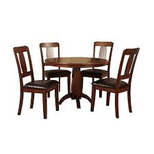 Kmart Dining Room Chairs by Traditional Style Breakfast Nook Design With 4 Pieces Two Tone