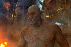Drax Dave Bautista Guardians Of The Galaxy Vol