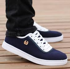 2015 Latest Style Brand Sport Casual Shoes Men Matte Leather Skate Fashion Sneakers Breathable Quality In Mens From On