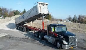 100 Dump Trucks For Rent Picture Of Bulk Rock Salt On 18 Wheel Truck Equipment Al