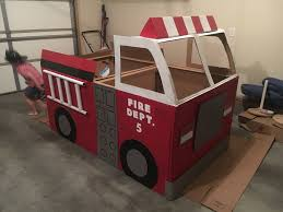 Cardboard Fire Truck | Firefighter Party In 2018 | Fireman Party ... 5 Feet Jointed Fire Truck W Ladder Cboard Cout Haing Fireman Amazoncom Melissa Doug 5511 Fire Truck Indoor Corrugate Toddler Preschool Boy Fireman Fire Truck Halloween Costume Cboard Reupcycling How To Turn A Box Into Firetruck A Day In The Life Birthday Party Fun To Make Powerfull At Home Remote Control Suck Uk Cat Play House Engine Amazoncouk Pet Supplies Costume Pinterest Trucks Box Engine Hey Duggee Rources Emilia Keriene My Version Of For My Son Only Took