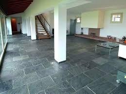 Stone Kitchen Floor Indoor Slate Mosaic Tile House Photos Beauty Tiles Cream