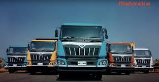 100 Mahindra Trucks All You Need To Know About Blazo Smart Trucks TechnoFall