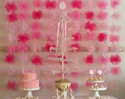 Tulle Pom Pom Decorations by 25 Unique Tulle Garland Ideas On Pinterest Tulle Crafts Pink
