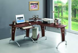 Techni Mobili Computer Desk With Storage by Techni Mobili Computer Desk For Small Spaces