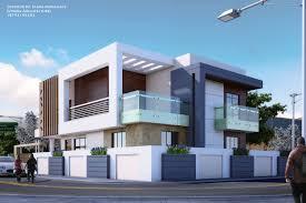 100 House Architect Design Exterior By Sagar Morkhade Vdraw Ure 91