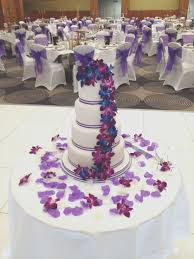 Purple And Blue Wedding Cupcakes Unique Royal Cake