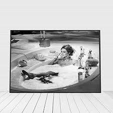 qianyuhe leinwand kunstdruck brigitte bardot poster vintage