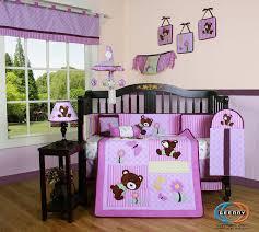 Geenny Crib Bedding by Amazon Com Boutique Teddy Bear 13pcs Crib Bedding Set