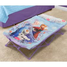 Frozen Portable Travel Bed Walmart