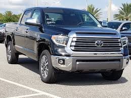 New 2019 Toyota Tundra 1794 Edition CrewMax In Orlando #9830006 ...