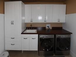 Home Depot Laundry Sink Cabinet home decor laundry room sinks with cabinet mirror cabinets with