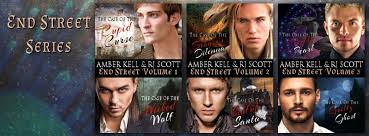 End Street Detective Agency Volume Three RJ Scott MM Romance Author Amber Kell