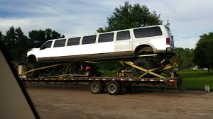 Lifted Extended Ford Excursion : Trucks