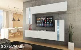 future 30 moderne wohnwand exklusive mediamöbel tv schrank schrankwand tv element anbauwand neue garnitur große farbauswahl rgb led beleuchtung