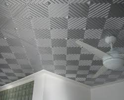 how to install tin ceiling tiles the home redesign