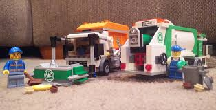 100 Lego Recycling Truck We Liked Garbage Truck 60118 So Much We Had To Get Garbage