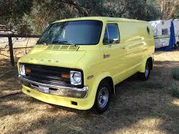 1977 Dodge Street Van