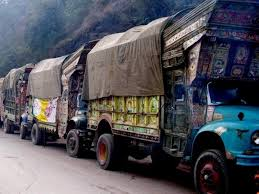 Pak-India Border Trade In Kashmir Resumes After Month-long ...