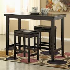 Signature Design By Ashley Kimonte Rectangular Dining Counter Table