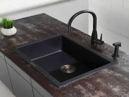 Where Are Ticor Sinks Manufactured by Kitchen Sinks Unusual Black Single Sink Black Round Kitchen Sink