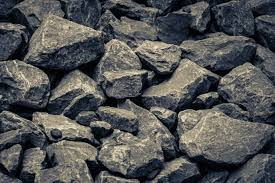 Black Stone Floor Texture Background At The Beach Premium Photo