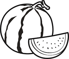 Full Image For Sweet Ideas Fruit Coloring Pictures And Vegetable Print Of Salad Baskets