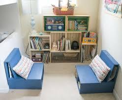 bücher aufbewahrung im kinderzimmer kreativ ordnung schaffen
