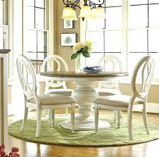 White Round Table Exquisite Dining Set Bedroom More Room And Chairs Bench Wh