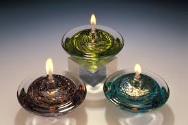 Wolfard Hand Blown Glass Oil Lamps by Glass Oil Lamp Lamps Inspire Ideas