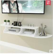 tv wand set top box router erhält die wohnzimmer schlafzimmer wand regale