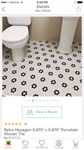 Home Depot Merola Hex Tile by 197 Best Hex Mosaic Images On Pinterest Hex Tile Mosaic And Room