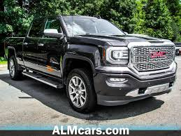 2016 Used GMC Sierra 1500 Denali At Atlanta Luxury Motors Serving ... 2019 Gmc Sierra Denali Drops With A Splitfolding Tailgate Allnew 1500 Officially Unveiled In And Slt Trims New 2017 4wd Regular Cab 1190 Sle 2 Door Pickup Grande Pickup Truck 70s Era Dave_7 Flickr 2016 62l V8 4x4 Test Review Car Driver 2011 2500hd Information Ny Auto Show Vw Steal Truck Headlines 2015 Walkaround Youtube Introduces Eassist Canyon Quick Take What You Need To Know About Gmcs 2004 Ext Item Dv9665 Carbon Fiberloaded Oneups Fords F150 Wired