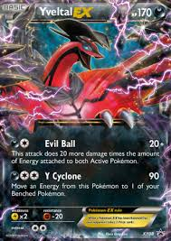 my take on an interesting yveltal ex deck idea would like to do