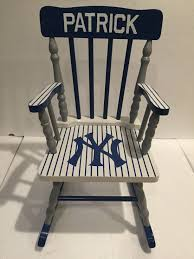 New York Yankees - New York Yankees Rocking Chair - New York Yankees ... Timeout Black And White Like You Me Tennessee Enterprises Boston Country Rocker Harris Family Fniture Logo Chairs Club Chair Tricep Dips On Perego High Ottawa Recliners Cadieux Interiors Chair 101 Dalmatians How Cute For My Caylin She Loves Personalized Time Out And Stools Enjoy Stylish Comfort With This Upholstered Rocking Pottery Garden Life Recling Zero Gravity Sun Bed Lounger Folding 10 Best 2019 Jual Bouncer Pliko Rocking Hammcok Best Sellerkursi My 4bits Fantasy Fields Sunny Safari Bookcase Hayneedle