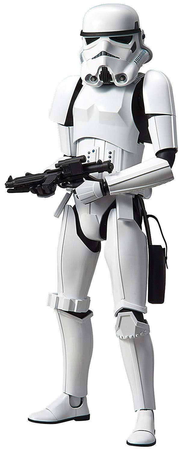 Bandai Star Wars Stormtrooper Plastic Model Kit - 1/6 Scale