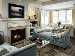 Rectangle Living Room Layout With Fireplace by Living Room Traditional Living Room Ideas With Fireplace And Tv