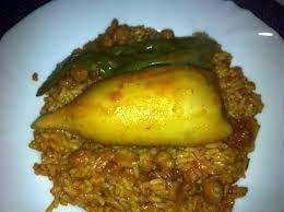recettes de cuisine tunisienne recette de riz au calamars farcis recette tunisienne